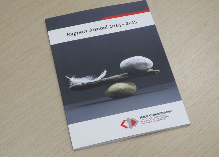 The High Commissioner publishes its first annual report