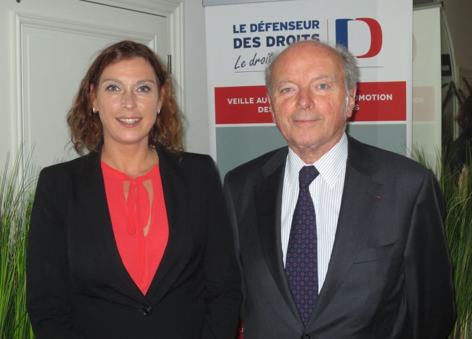 Visit of the High Commissioner to the Defender of Rights Jacques TOUBON
