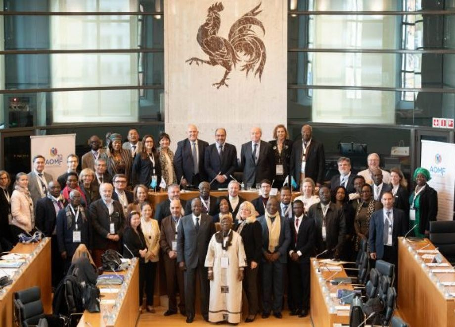 Monegasque High Commissioner elected to AOMF Executive Board