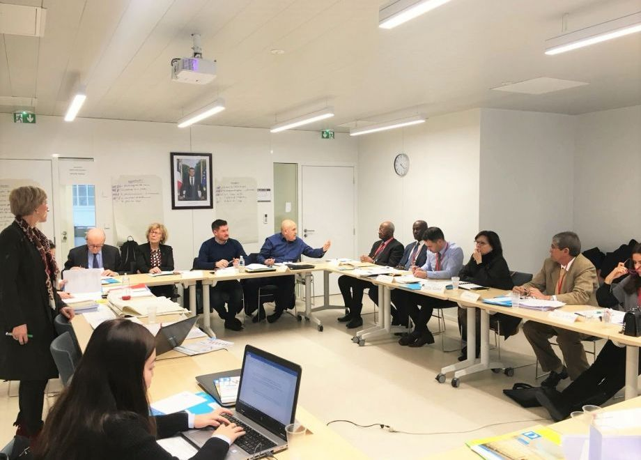 Association of Ombudsmen and Mediators holds strategic planning meeting
